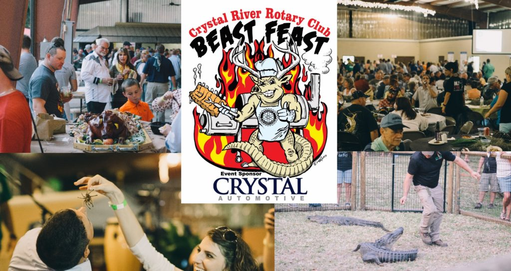 Beast Feast Montage