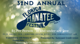 Manatee Festival 2019
